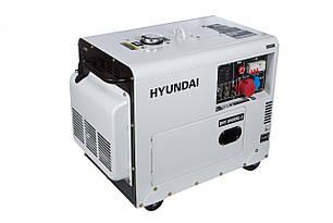Генератор HYUNDAI DHY 8500SE-3 (6.5 кВт)