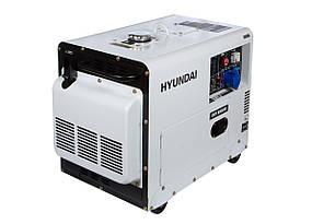 Генератор HYUNDAI DHY 8000SE (5,5 кВт)