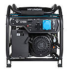 Генератор HYUNDAI HHY 10050FE-3 (7,5 кВт), фото 3