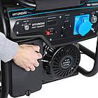 Генератор HYUNDAI HHY 10050FE-3 (7,5 кВт), фото 5