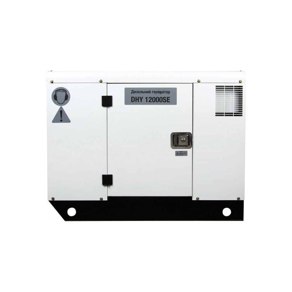 Генератор HYUNDAI DHY 12000SE (11 кВт)