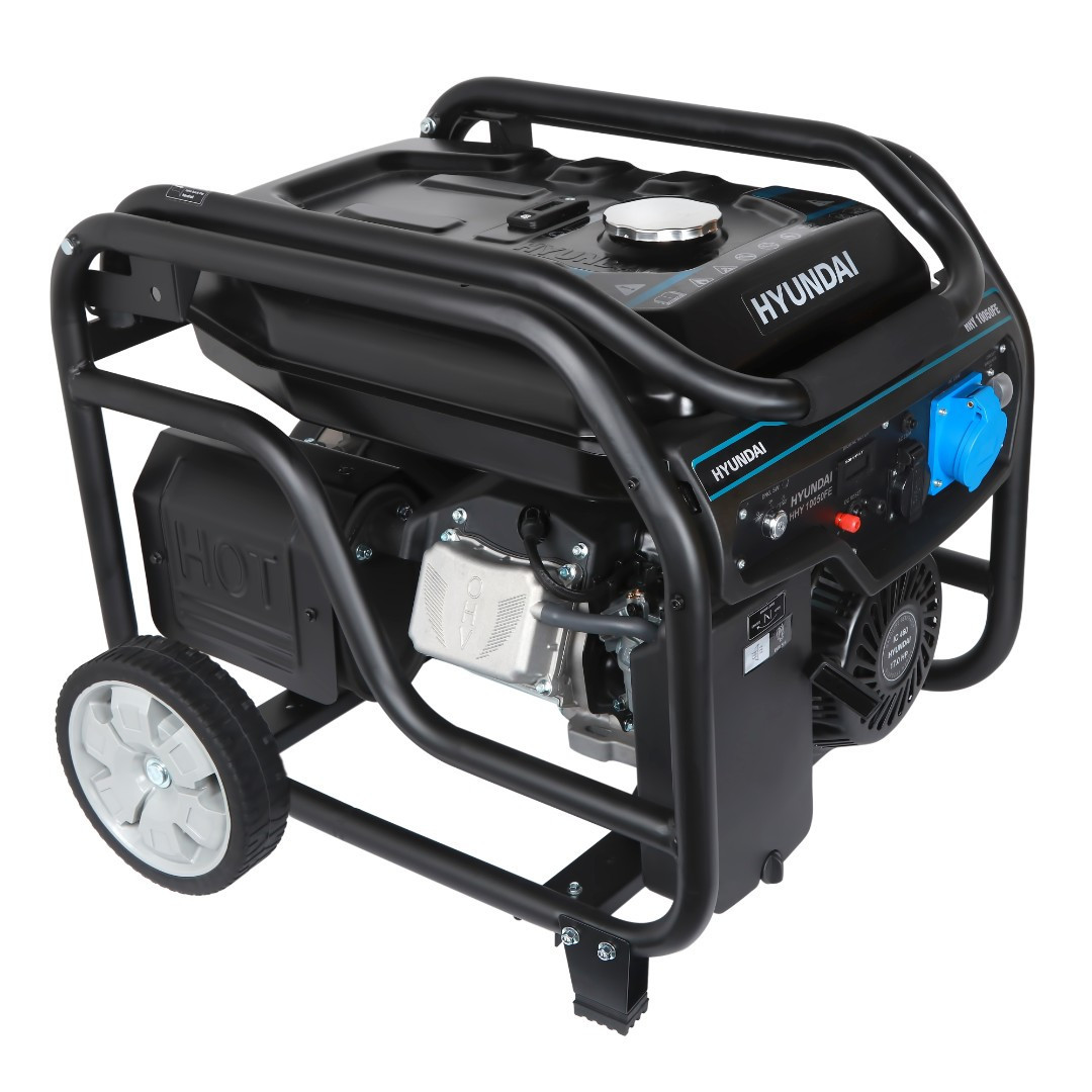 Генератор HYUNDAI HHY 10050FE-3 ATS (8 кВт)