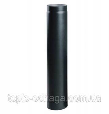 Труба BLIST 1 метр на дровяную печь, 120 мм, фото 2