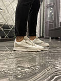 Чоловічі кросівки Adidas Brand With The 3 Stripes White Grey, фото 5