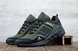 Мужские кожаные кроссовки Adidas, фото 3
