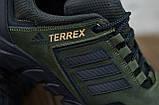 Мужские кожаные кроссовки Adidas, фото 5