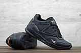 Чоловічі шкіряні кросівки Reebok, фото 5