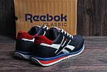 Чоловічі шкіряні кросівки Anser Reebok NS blue ., фото 10