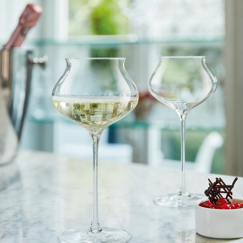 """Набор бокалов для белого вина Arcoroc C&S """"Macaron"""" 300 мл (N6386)"""
