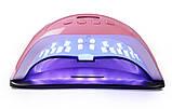 Лампа для маникюра SUN X7 Plus 90W (pink), фото 3