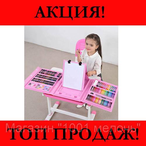 Детский набор для рисования на 208 предметов