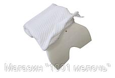 Ортопедическая Подушка Тунель Memory Foam Pillow, фото 3