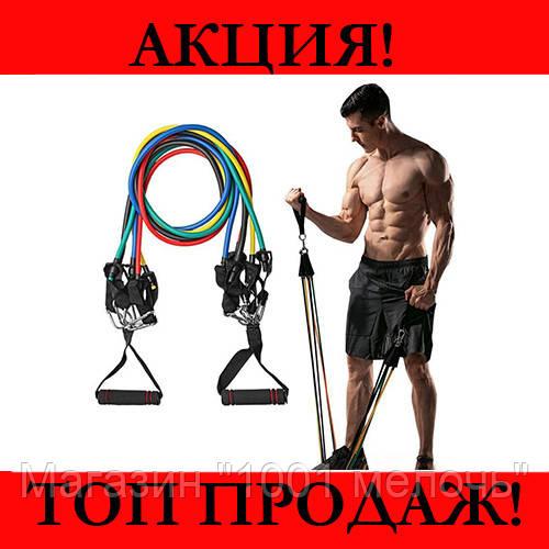 Набор эспандеров для упражнений Bends 5 шт.