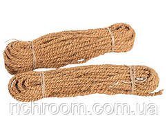 F1-00081, Кокосова мотузка 2 шт х 15 м, Florabest