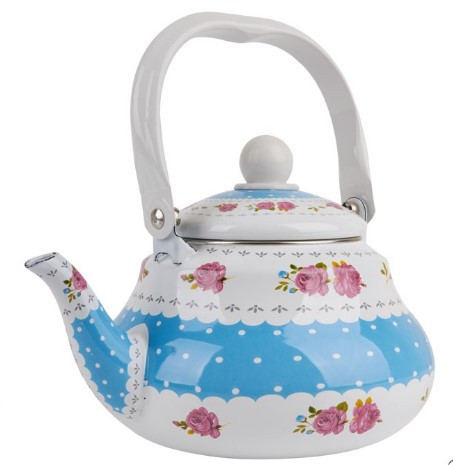 Чайник UNIQUE UN-2304 (TK01-1.5L) эмаль