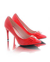 Туфли на шпильке,с бантиком, фото 1