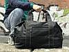 Черная кожаная сумка David Jones, фото 3