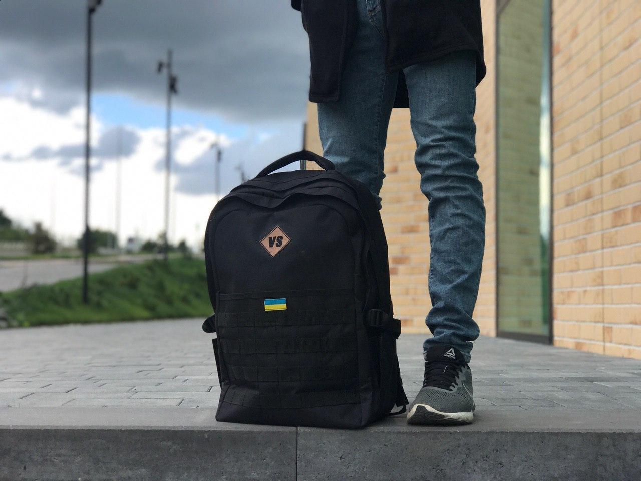 Мужской городской рюкзак хаки