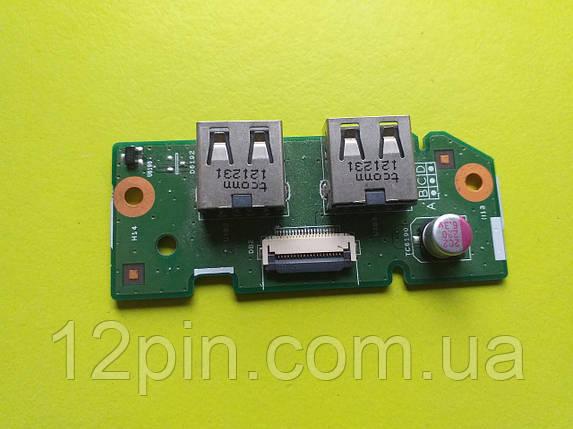 Плата USB Dell Inspiron N5050 б.у. оригинал, фото 2