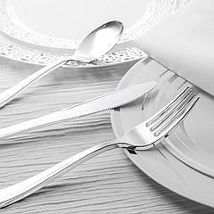 Ножі склопластик Capital For People срібло 200 мм 12 шт (DD-24)