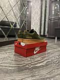 Чоловічі кросівки Nike Air Force Low GORE-TEX Haki, фото 3