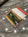 Чоловічі кросівки Nike Air Force Low GORE-TEX Haki, фото 7