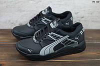 Мужские кожаные кроссовки Puma, фото 1