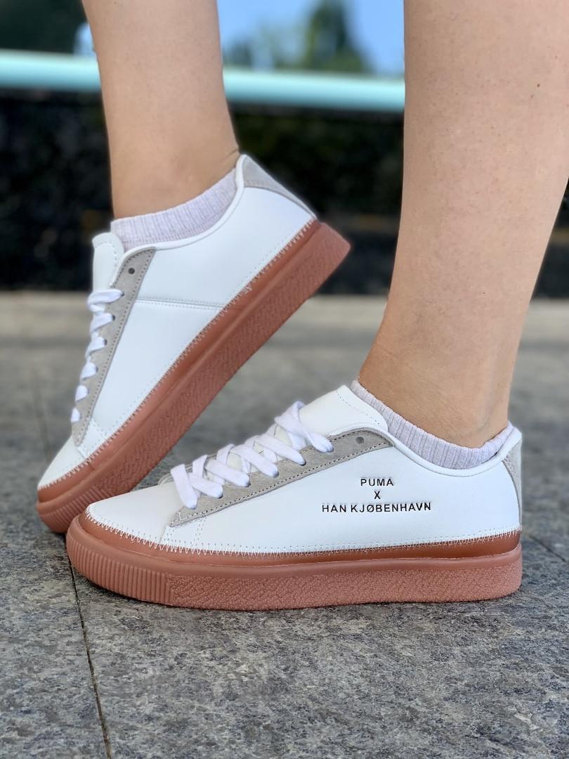 Жіночі кросівки Puma x han kjobenhavn