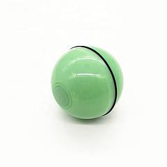 Игрушка для кошки Sundy USB smart мяч-шарик с хаотичным движением и излучаемой красной точкой Зеленый (303)