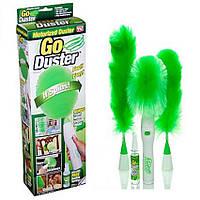 Щетка для удаления пыли Go Duster Гоу Дастер! Скидка