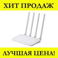 Роутер Хiaomi WiFi MiRouter 4C (White)! Успешная покупка