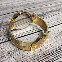 Часы женские наручные Gyllen, стильные наручные часы золотые! Акция