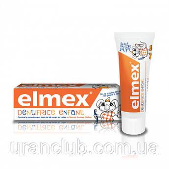 Детская зубная паста Elmex kinder , (Эльмекс Киндер) 50 мл.