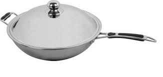 WOK сковорода Hendi 239 773