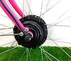 Электровелосипед Azimut F-5 24 дюймов 350W 24V, фото 4