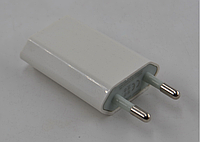 Сетевое зарядное устройство плоское (1 A / 1 USB)