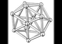 Магнитный конструктор Neo (36шт магнитных палочкек и 26 шт стальных шариков)