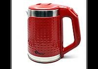 Электрический чайник Domotec MS-5027 (красный)