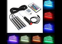 Универсальная автомобильная RGB led подсветка HR-01678