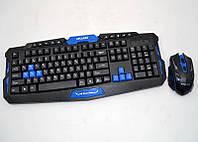 Игровая клавиатура с мышью HK8100