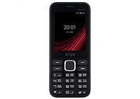 Мобильный телефон Ergo F243 Swift Dual Sim Black