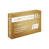 Радиатор алюминиевый Heat Line Titan 500/96, фото 3