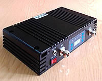 Усилитель сотовой связи стандарта 4G DCS1800 SST-1827-D 1800 МГц 75 дБ 27 дБм с защитой сети, 1000-2000 кв. м.