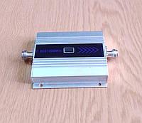 Репітер підсилювач MS-1811-D Mini 55 dbi 11 dbm 1800 MHz з дисплеєм, 70-130 кв. м.