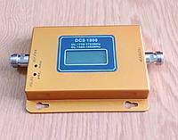 Репітер підсилювач KW-1815-D 1800 МГц 70 дБ 15 дБм, 200-300 кв. м.