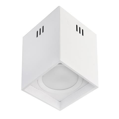 """Світильник накладної квадрат.""""SANDRA-SQ10/XL"""" 10W 4200K білий"""