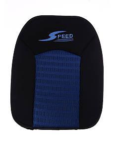 Чехол на сиденье Ultimate Speed Черно-синий (K03-110452)