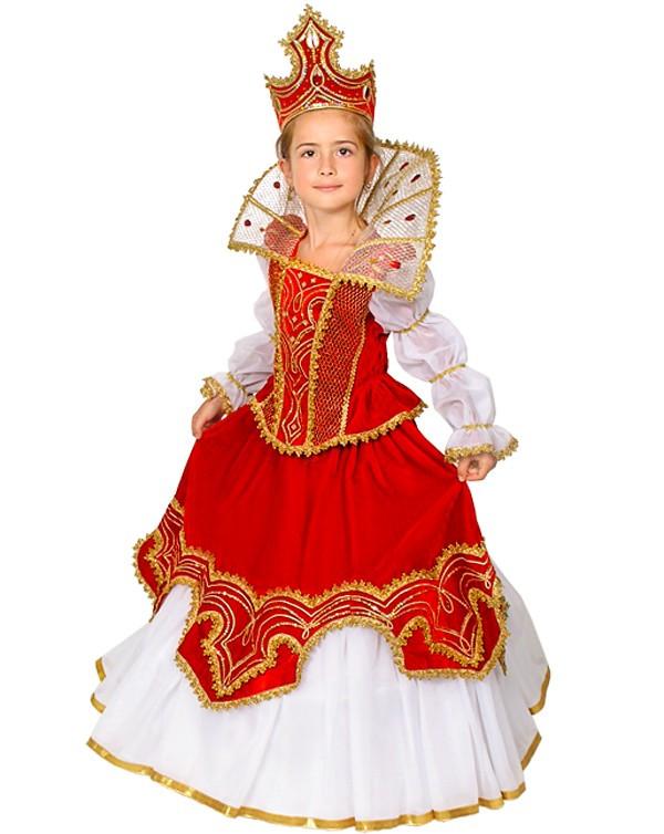 Цариця. Комплект - жакет, спідниця, корона, під'юбник (239)