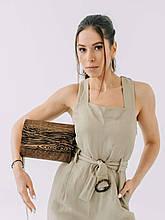 Сумка женская Amberwood Natura темный орех SKL61-261265