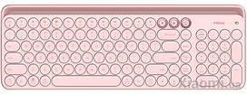 Беспроводная Bluetooth-клавиатура Xiaomi MiiiW (MWBK01) Pink